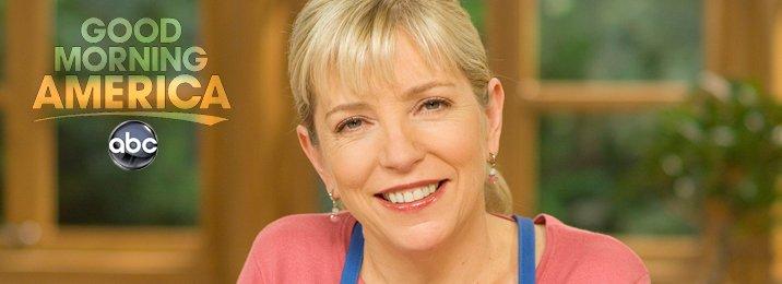 Sara Moulton, Food Editor of Good Morning America